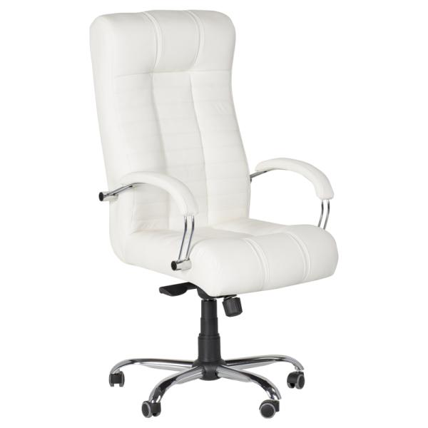 Директорски стол - Utopia бял