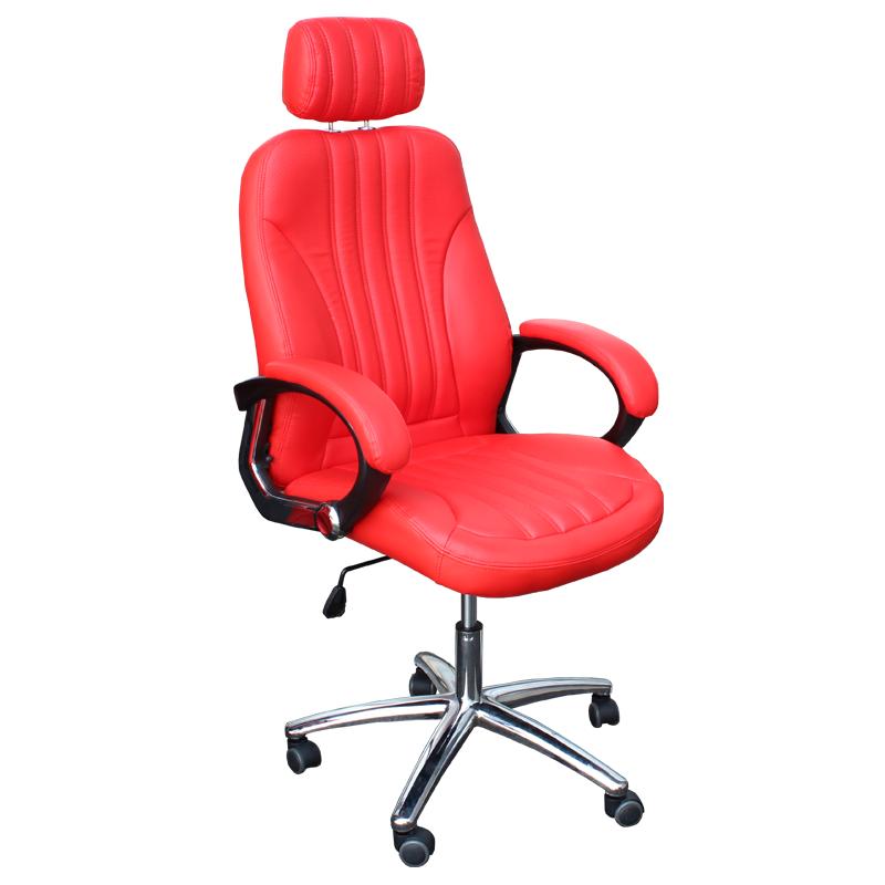 Директорски стол - 6058 червен