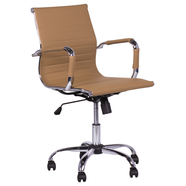 Работен стол - 7701 бежов