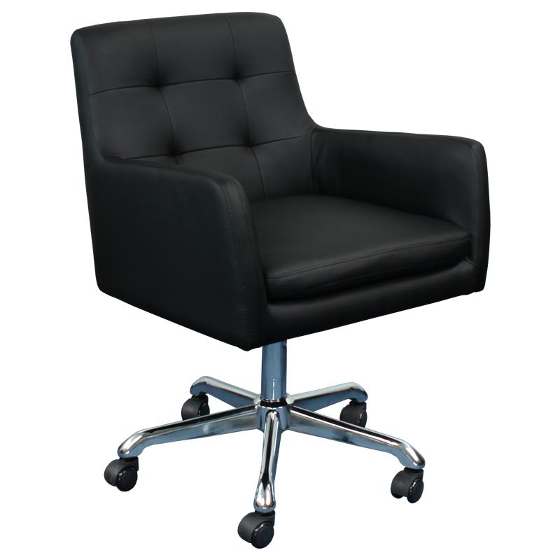Офис кресло 2009 - черен