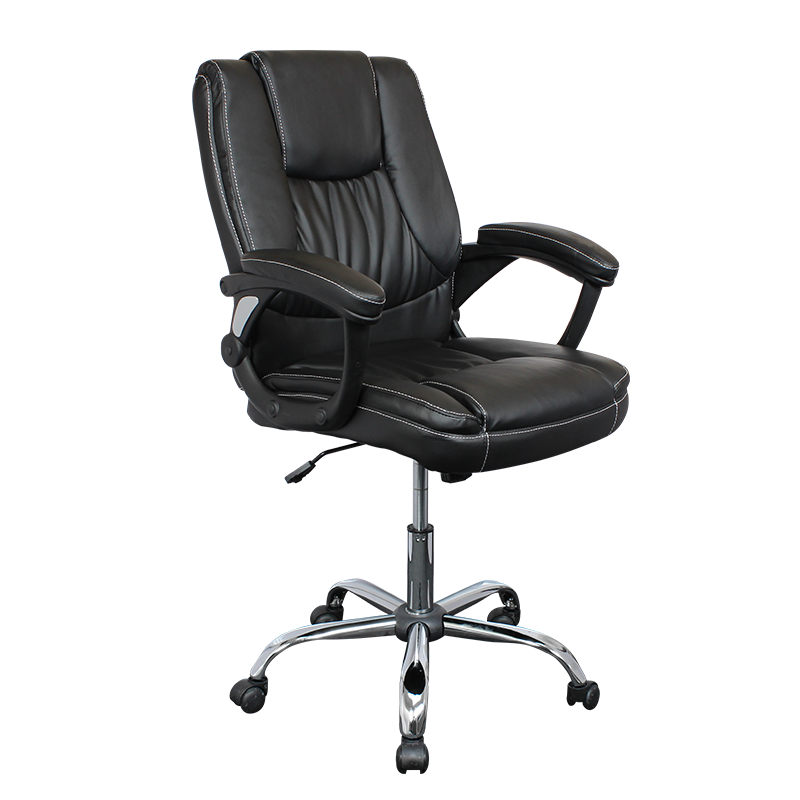 Директорски стол 6033 - черен