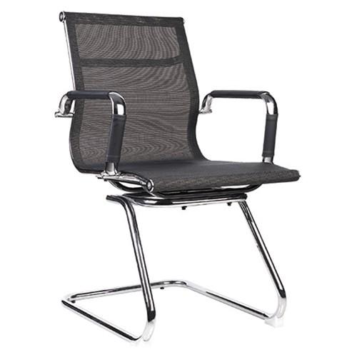 Посетителски стол Modern CF/LB - черен