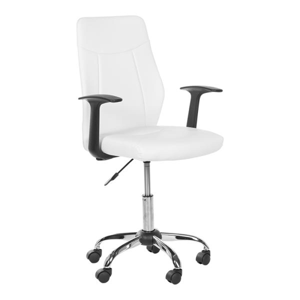 Директорски стол - 6045 бял