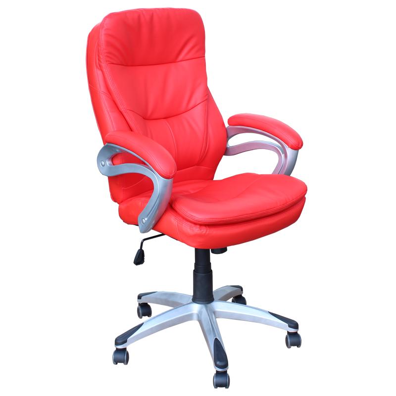 Директорски стол - 6056 червен