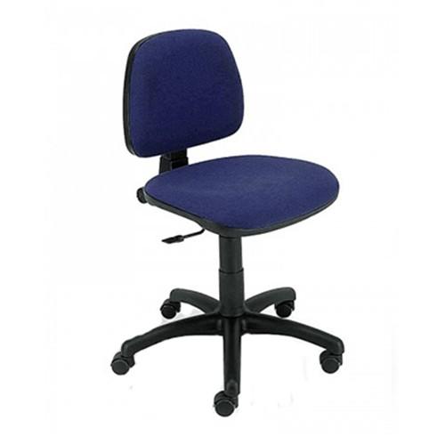 Работен стол Pluton - син