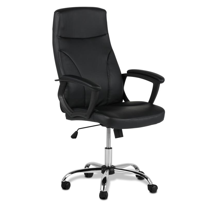 Директорски стол - 6048-10 черен
