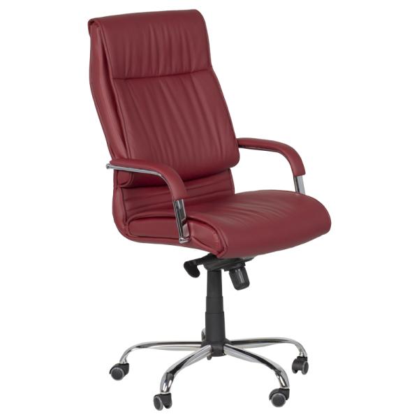 Директорски стол - 6502 вишна