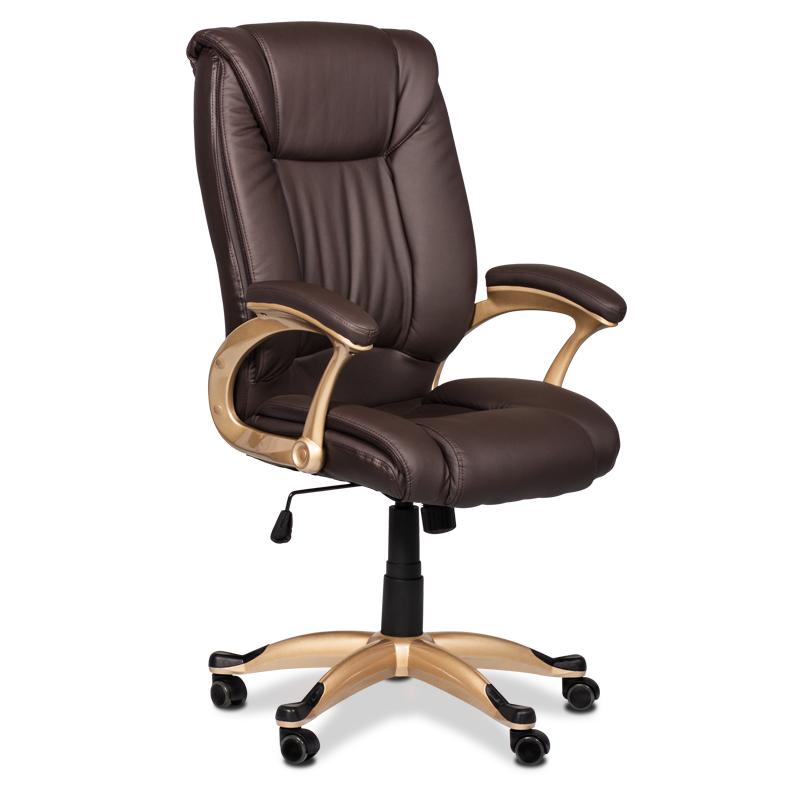 Директорски стол - 6052 тъмно кафяв