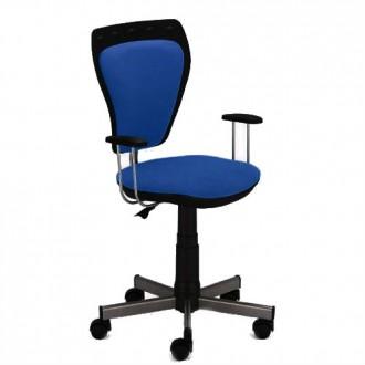 Детски стол Ministyle-Bis син