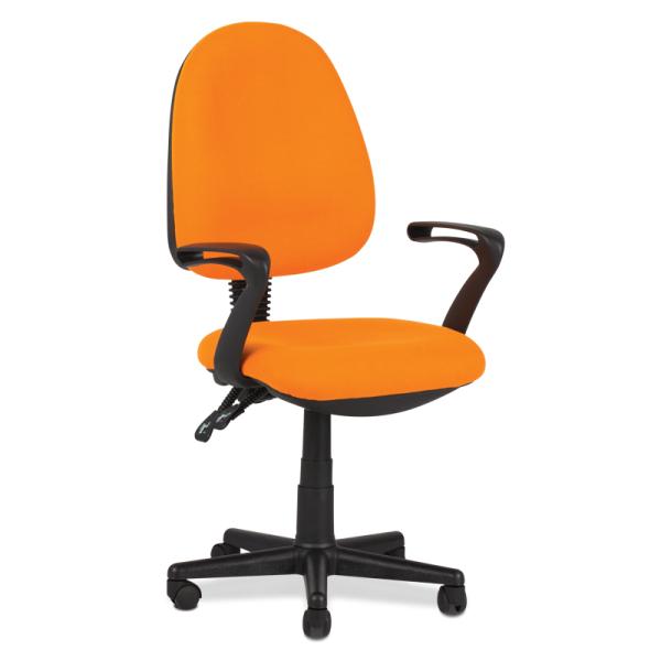 Работен стол - 6079 оранжев