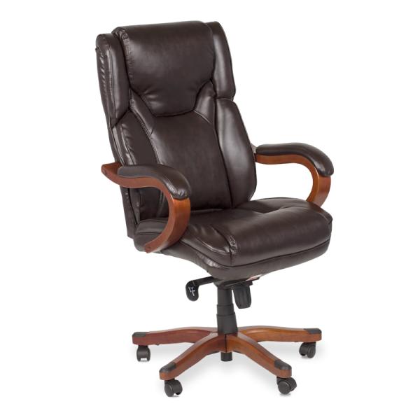 Директорски стол - 6400 тъмен шоколад