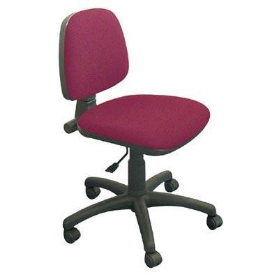 Работен стол Pluton - бордо
