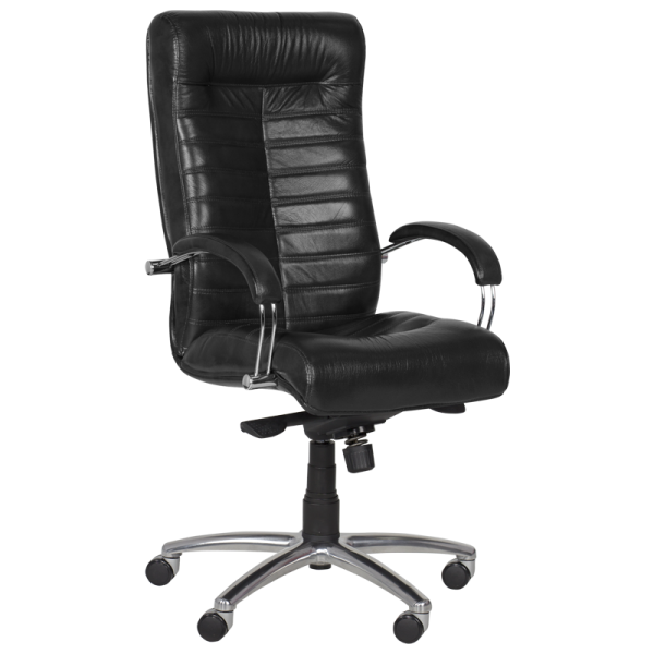 Директорски стол - Orion черен LUX