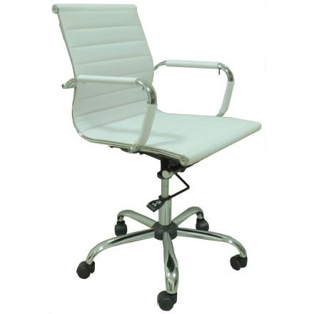 Работен стол Senso LB - бял