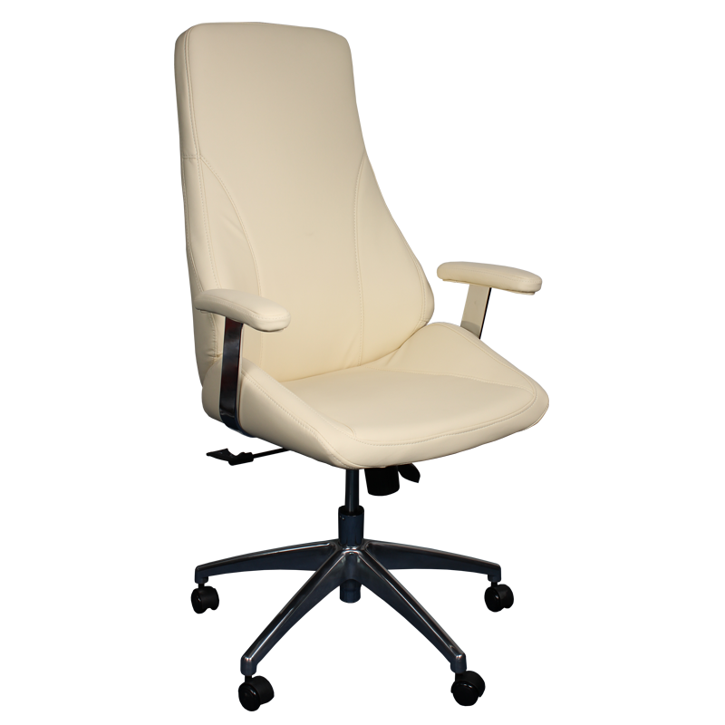 Директорски  стол - 5008 крем.