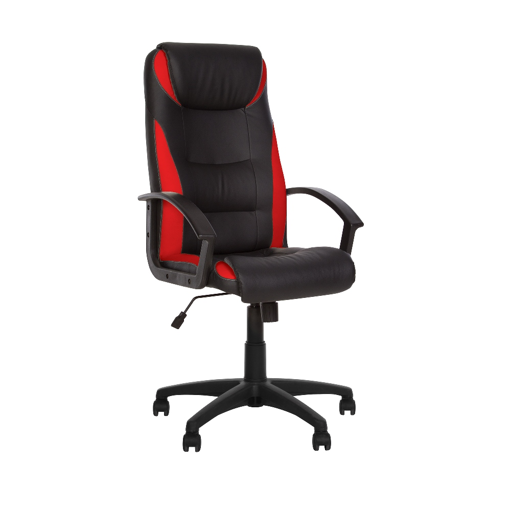 Директорски стол - Tokyo черен/червен