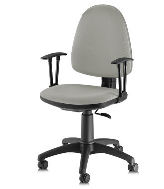 Работен стол - Flite  сив