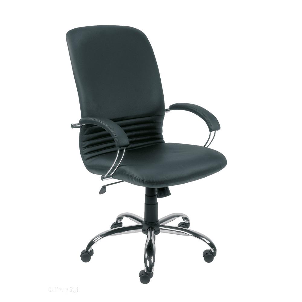 Директорски стол - Mirage Steel черен