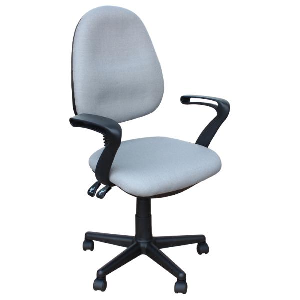 Работен стол - 6079 сив