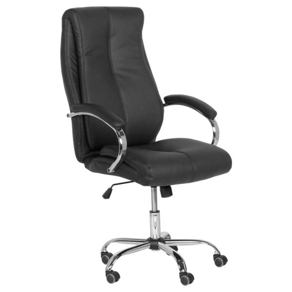 Директорски стол - 6507 черен