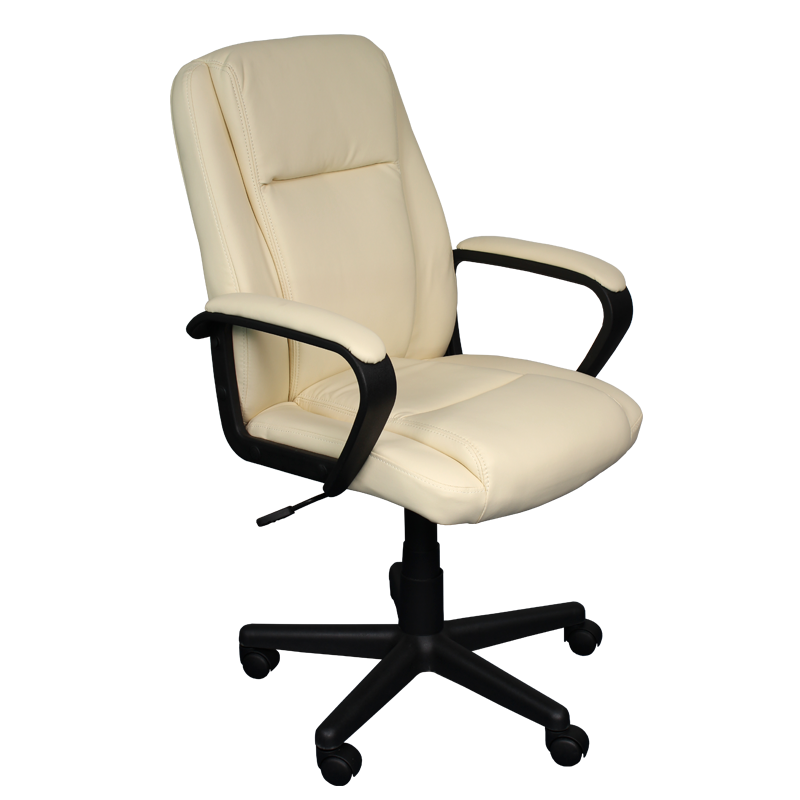 Директорски  стол - 5005 крем