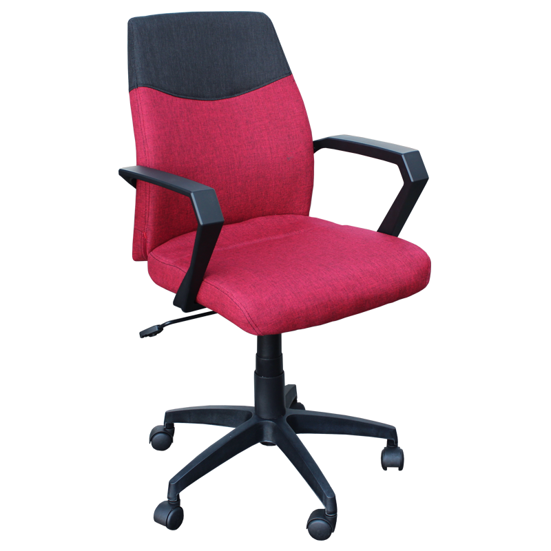 Работен стол 6002 - червен