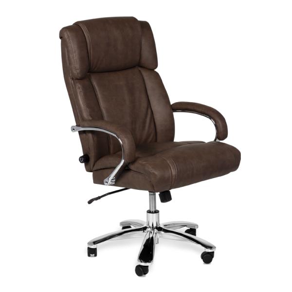 Директорски стол - 6200 кафяв