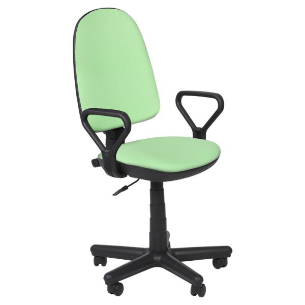 Работен стол - Comfort зелен