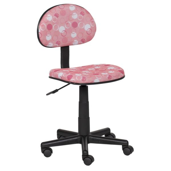 Детски стол - 6009 розов