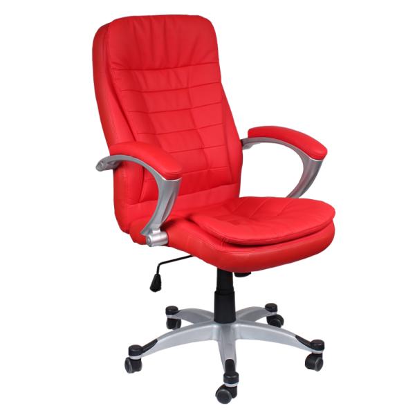 Директорски стол - 6013 червен