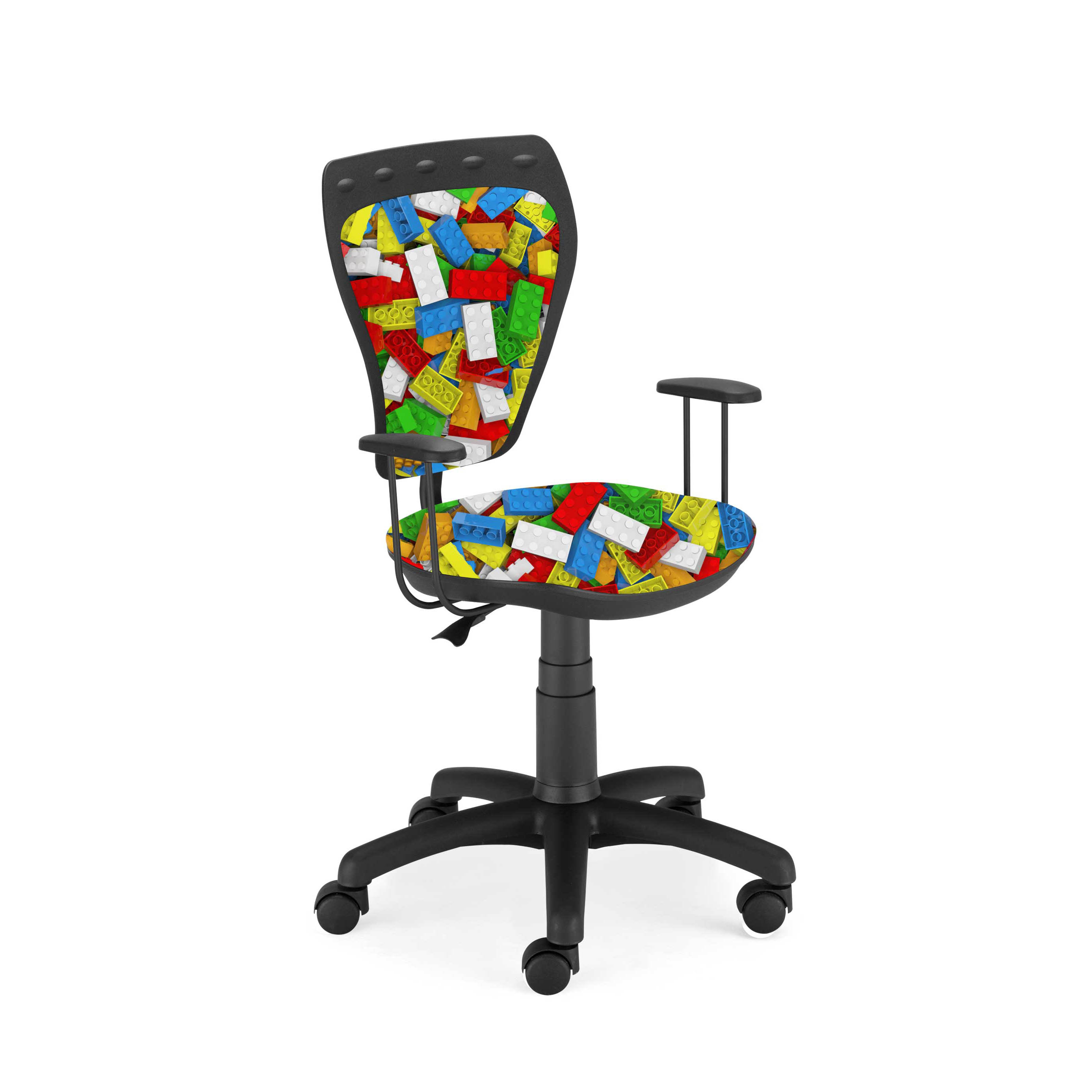 Детски стол Lego с подлакътници