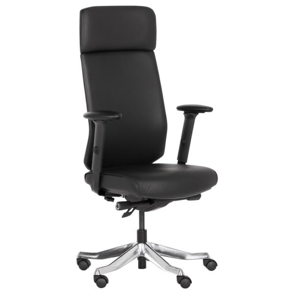 Директорски стол - Laura черен