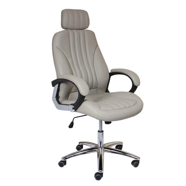 Директорски стол - 6058 сив