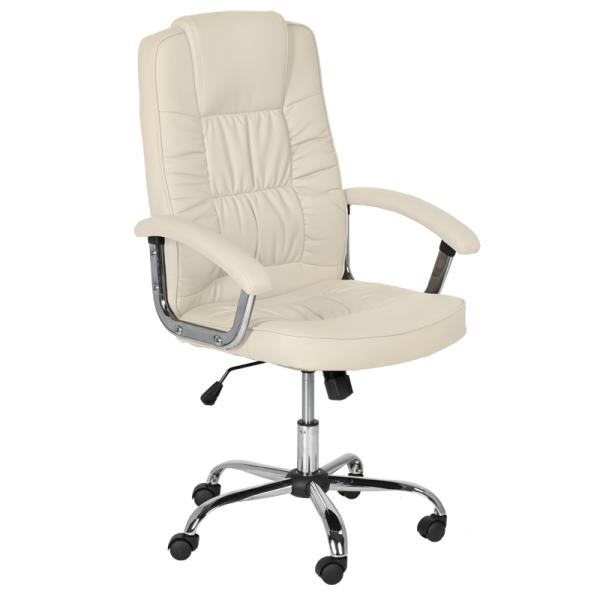 Директорски стол - 6081 крем