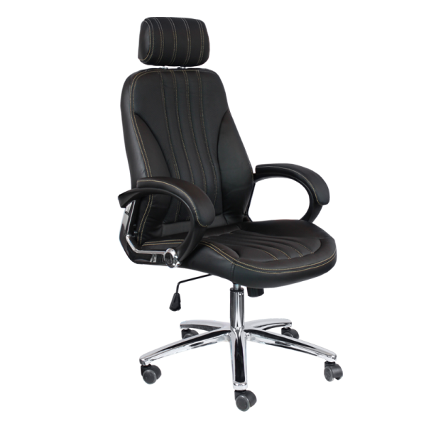 Директорски стол - 6058 черен