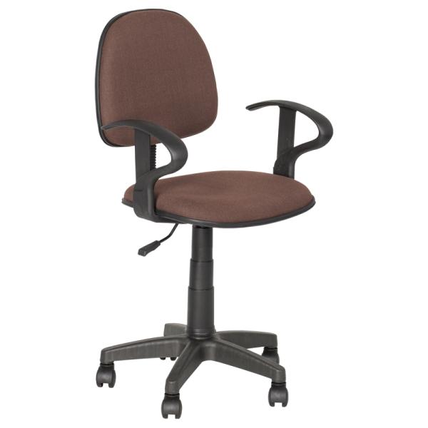 Детски стол - 6012 кафяв