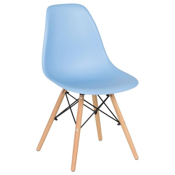 Трапезен стол-9957 син