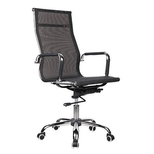 Директорски стол - Modern-HB черен