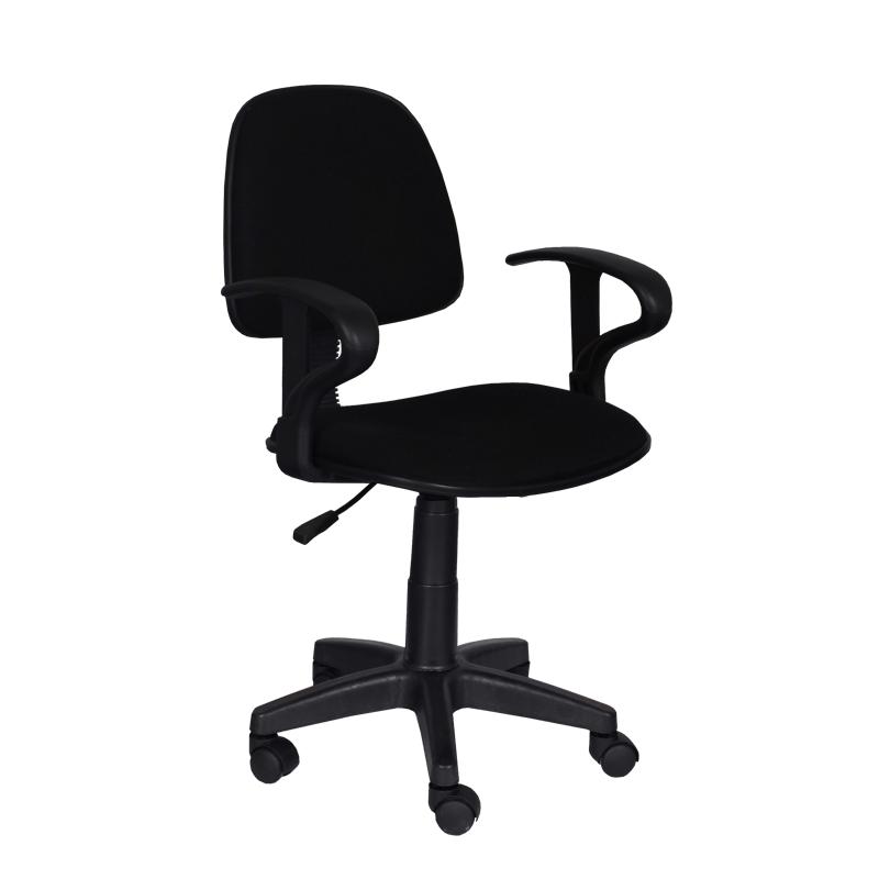 Детски стол - 6012 черен