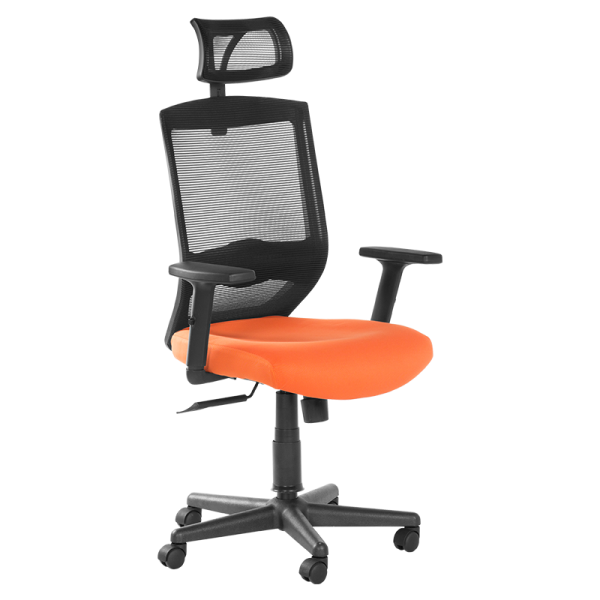 Работен стол - 7518 оранжев