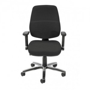 Работен стол T-bar 10 черен