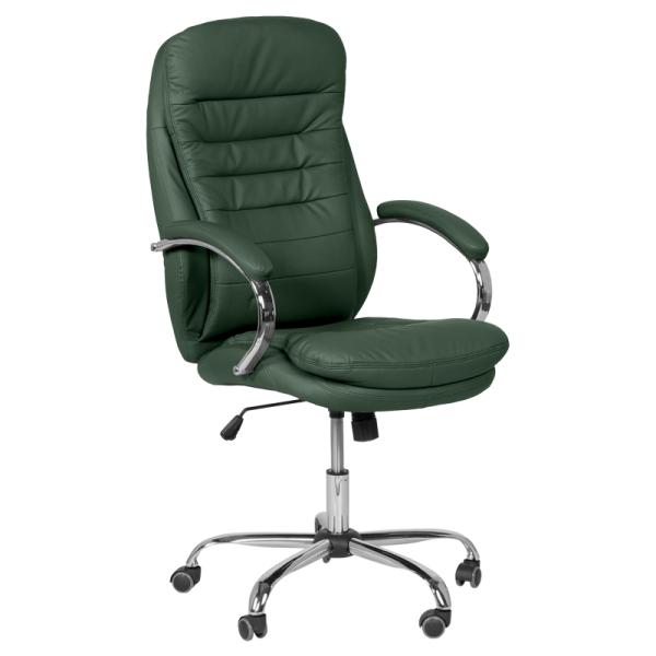 Директорски стол - 6113 маслено зелен