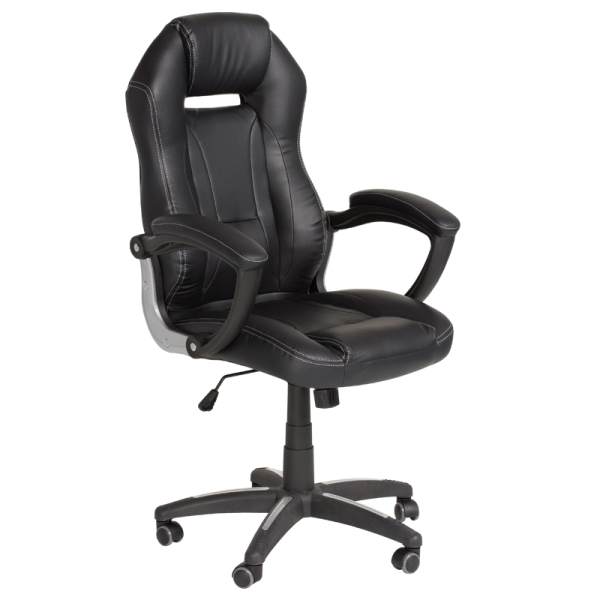 Директорски стол - 6189 черен