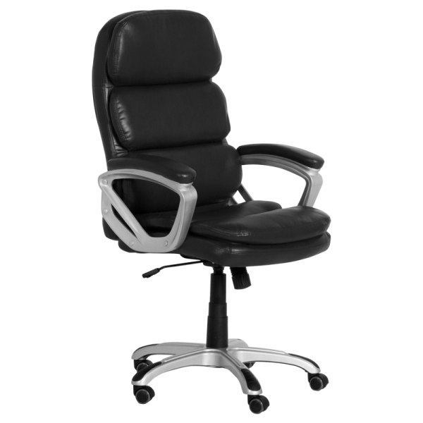 Директорски стол 6549 черен