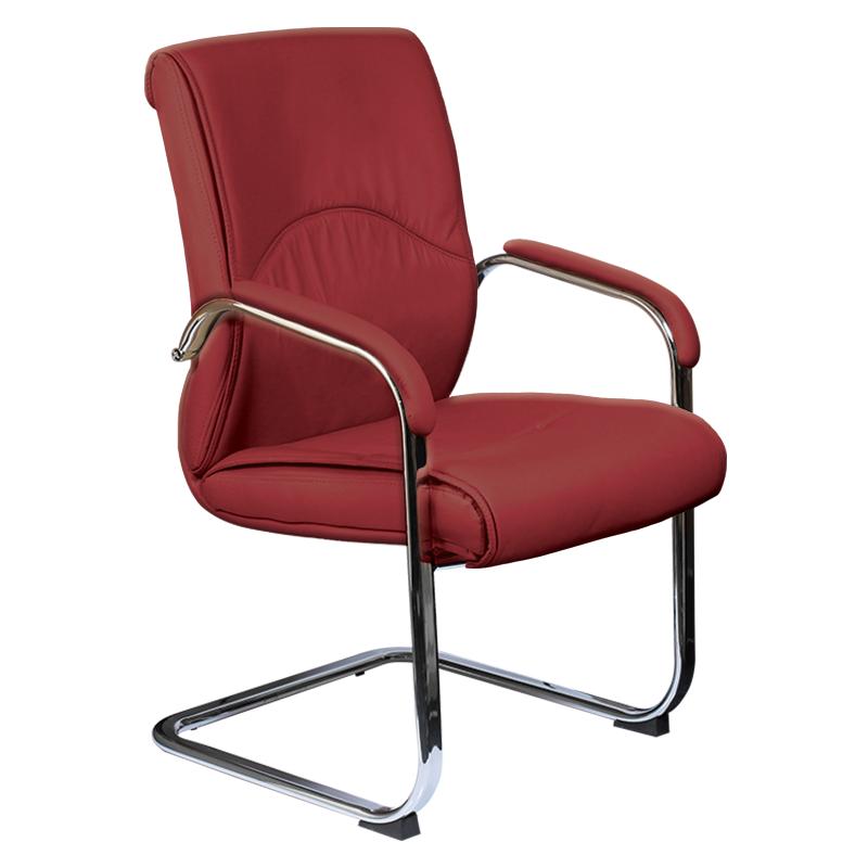 Посетителски стол - 6040 бордо