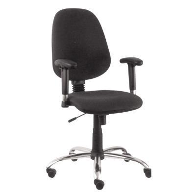 Работен стол Galant - черен